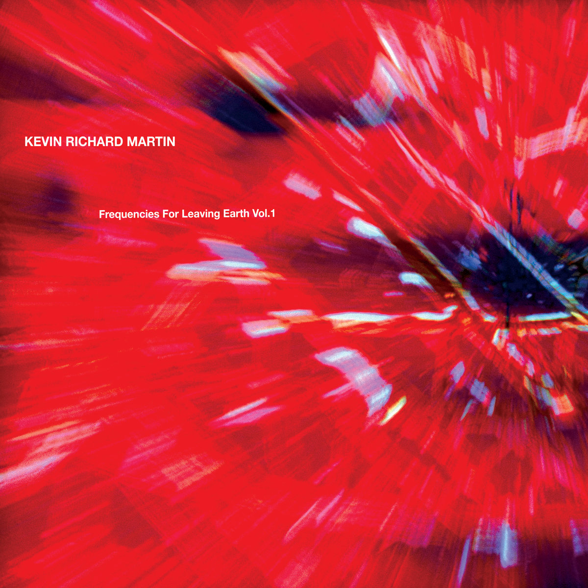 Frequencies for Leaving Earth​ by Kevin Richard Martin